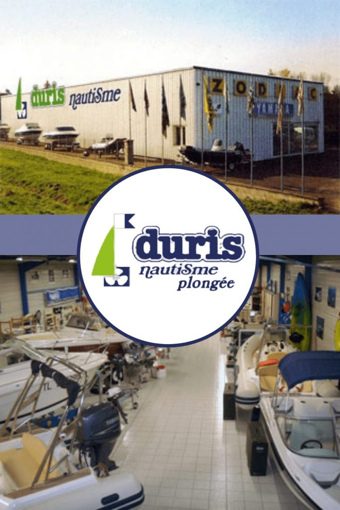 showroom Duris Plongée